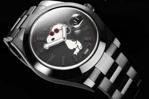 Customized watch's design